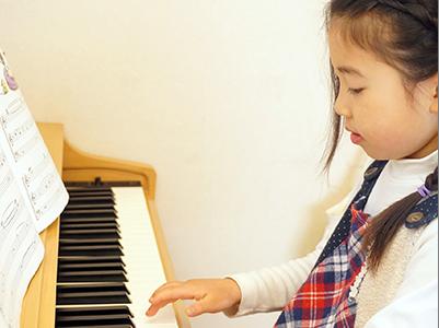 小学生~中学生ピアノコース