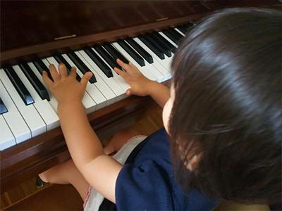 2歳児~5歳児ピアノコース